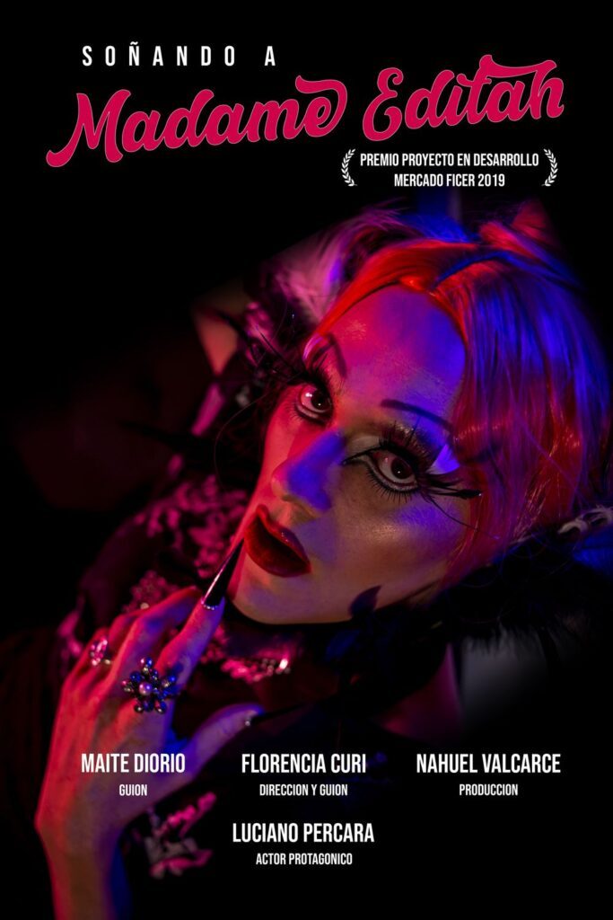 Soñando a Madame Editah - Florencia Curi - Cine