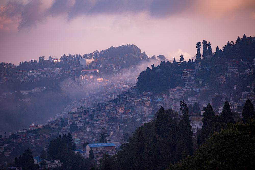 Cuando nos enamoramos de Darjeeling